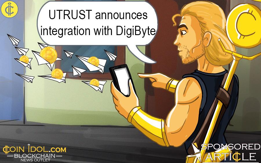Стоимость DigiByte