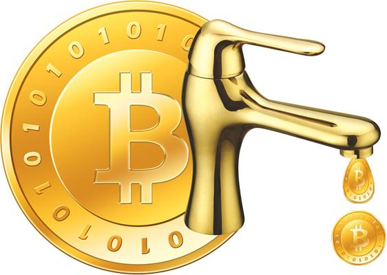 bitcoin, faucet