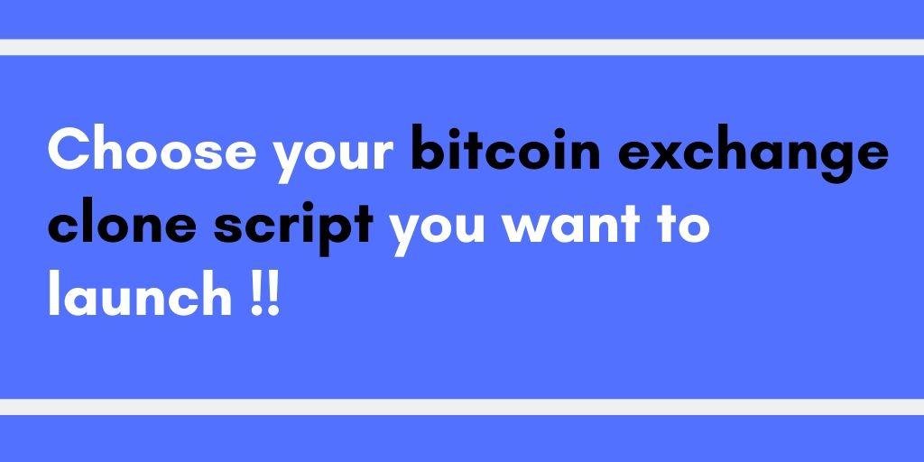 how do choose an cryptocurrancy exchane