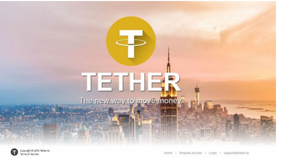 Tether (USDT), the cryptocurrency price stable asset, has