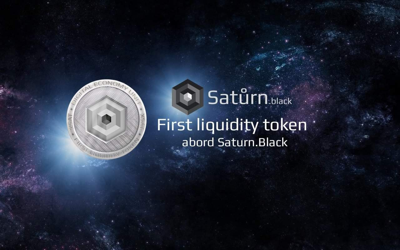 Image result for SATURN BLACK CRYPTO