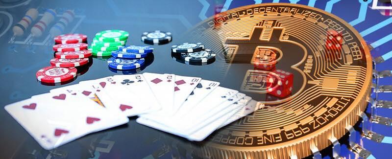 bitcoin poker)