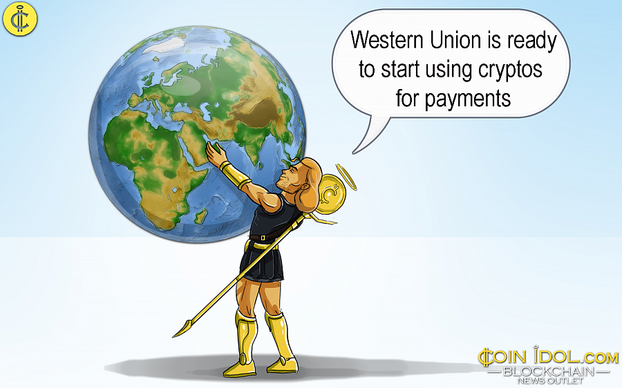 Western Union is Ready for Crypto Use in its Payment