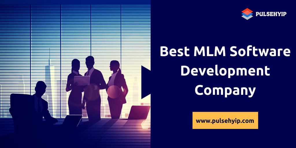 Best MLM Software Development Company in India • Newbium