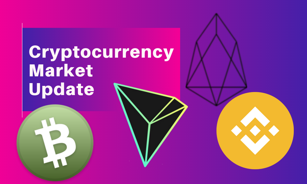 cryptocurrency market news latest