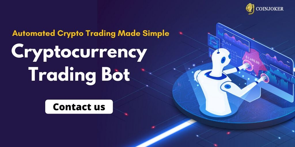 cryptocurrency buy and sell bot