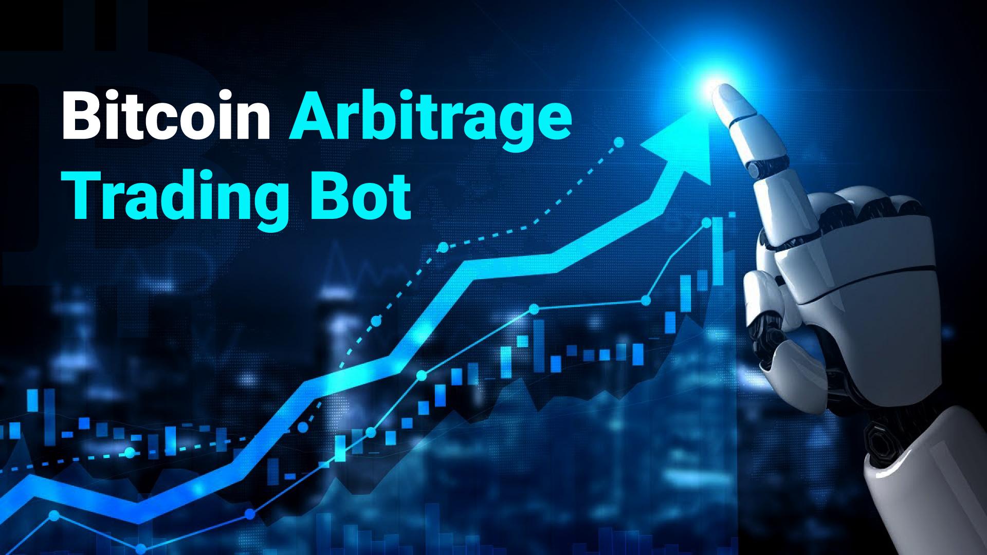 arbitrage trading bitcoin bot rand crypto trader