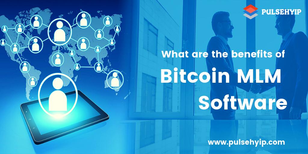 bitcoin mlm įmonės