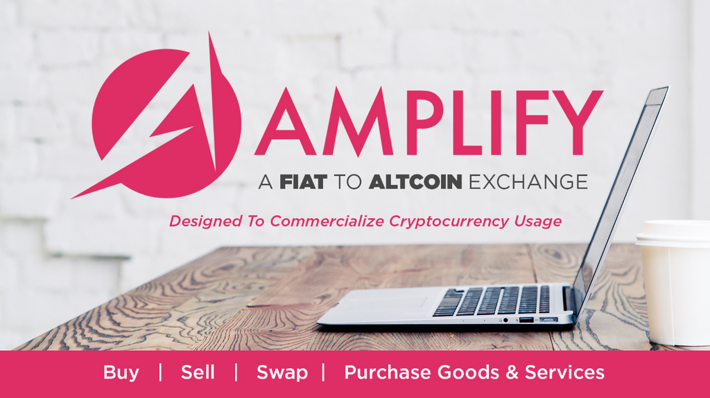 amplify cryptocurrency exchange