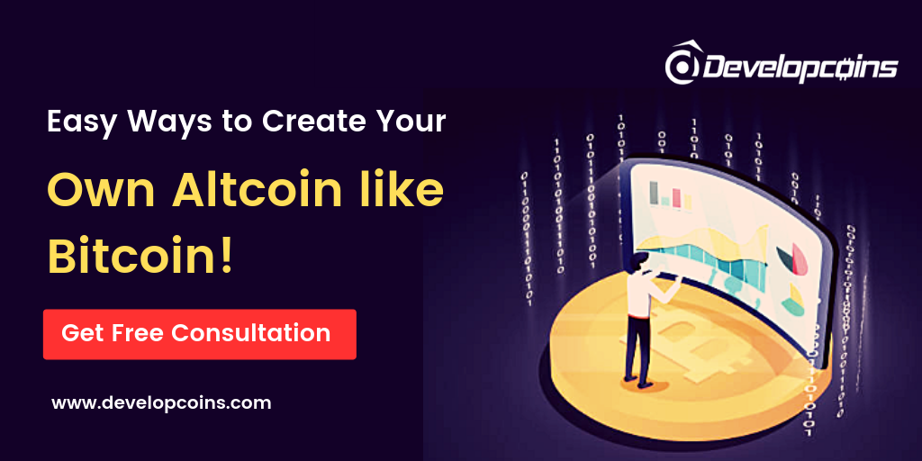 make own altcoin