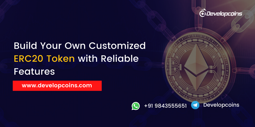 make your own cryptocurrency token
