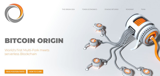 Bitcoin Origin: The World's First Multi-Fork meets