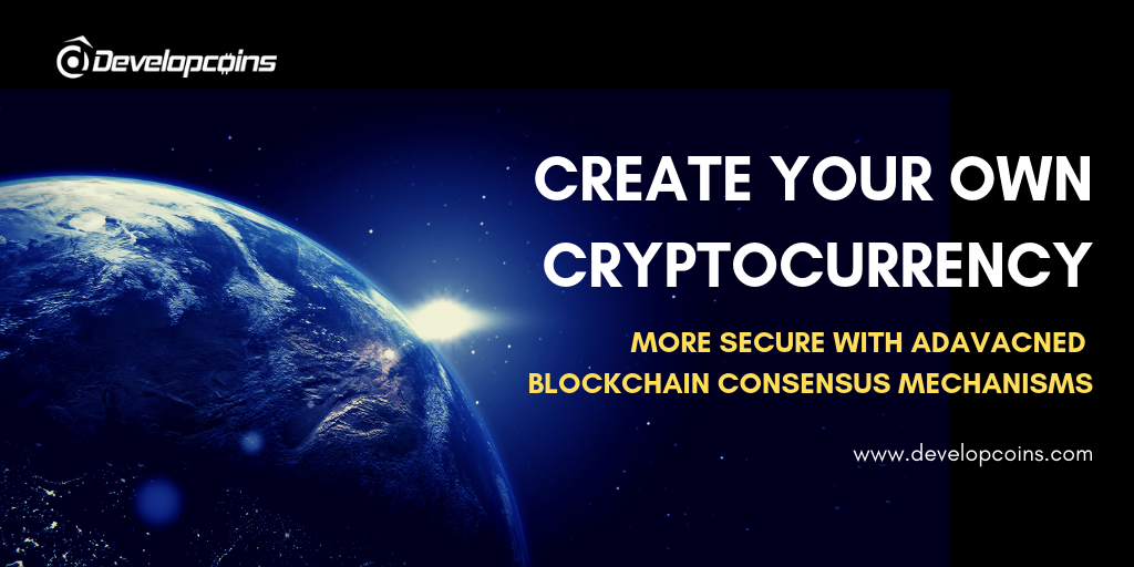 making your own cryptocurrency coin